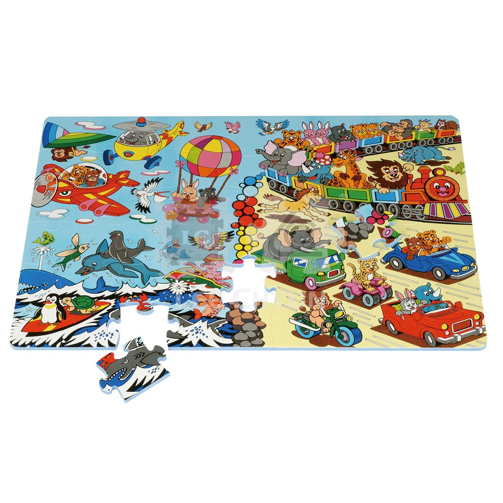 54 PCS COMPETITION PUZZLE